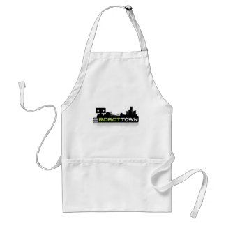 RobotTown Adult Apron
