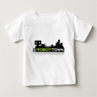RobotTown Baby T-Shirt