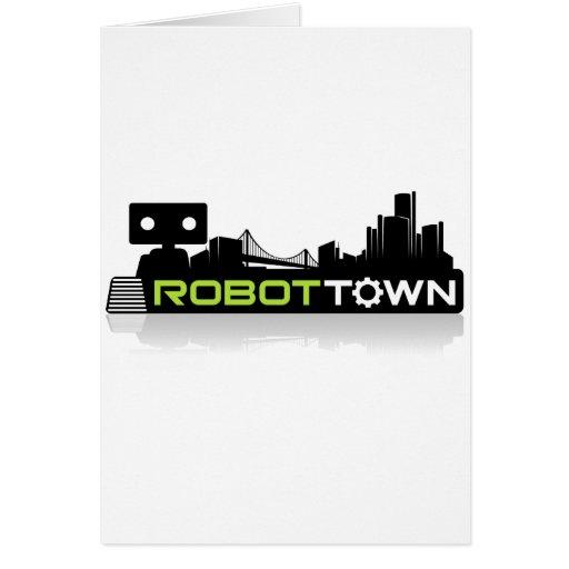 RobotTown Card