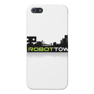RobotTown Cases For iPhone 5