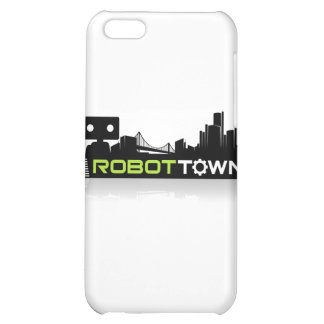 RobotTown Cover For iPhone 5C