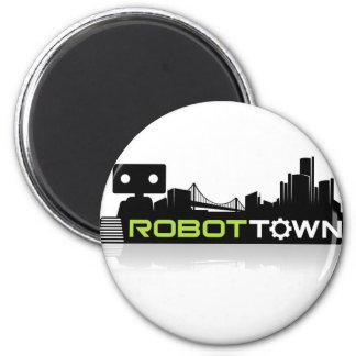RobotTown Magnet
