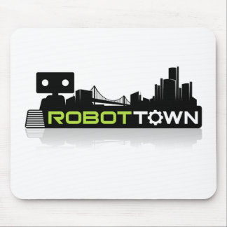 RobotTown Mouse Pad