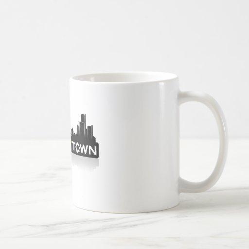 RobotTown Tazas De Café