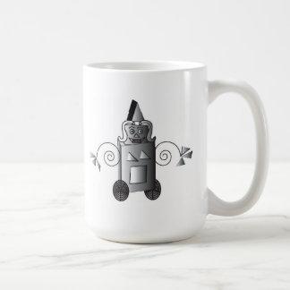 roboWoman Taza De Café