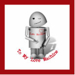Robox9 - A mi máquina del amor Escultura Fotográfica