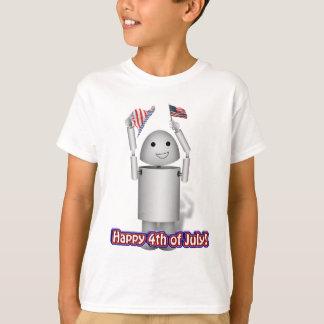 Robox9  Celebrates Freedom T-Shirt