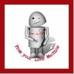 Robox9 - De su máquina del amor Esculturas Fotográficas