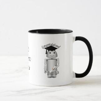 Robox9 -  Graduation Robot Mug