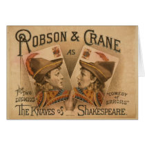 Robson & Crane - the Knaves of Shakespeare
