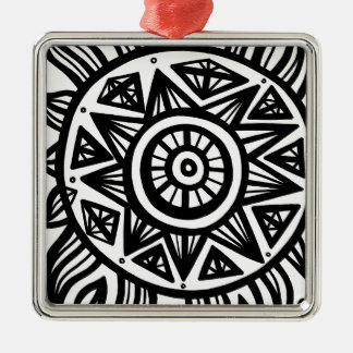 Robust Generous Adventurous Quality Metal Ornament