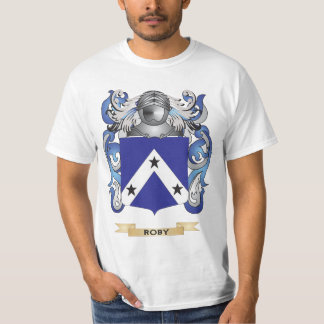 Roby Coat of Arms (Family Crest) Shirt