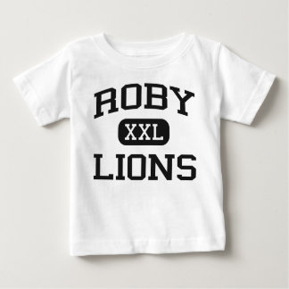 Roby - Lions - Roby High School - Roby Texas T-shirts