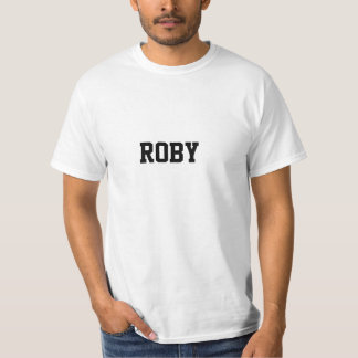 Roby Shirts