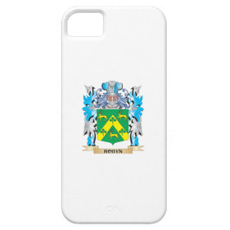 Robyn Coat of Arms - Family Crest iPhone 5 Case