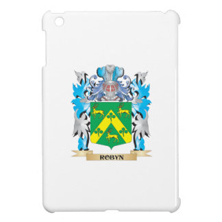 Robyn Coat of Arms - Family Crest iPad Mini Case