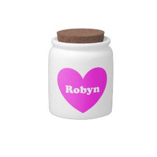 Robyn Jarra Para Caramelo