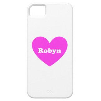 Robyn iPhone 5 Cárcasas