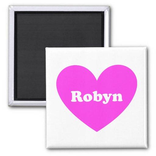 Robyn Iman De Nevera