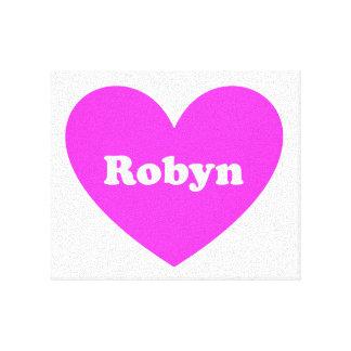 Robyn Lona Envuelta Para Galerías