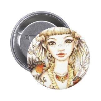 Robyn Pinback Button