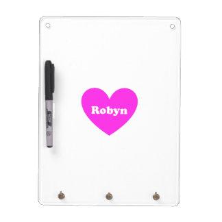 Robyn Tableros Blancos