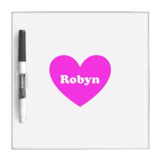 Robyn Pizarras Blancas De Calidad