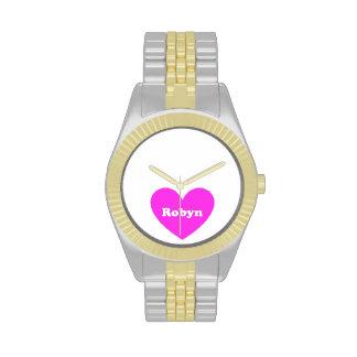 Robyn Relojes De Pulsera