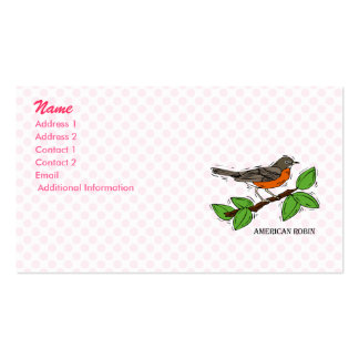 Robyn Robin Business Card