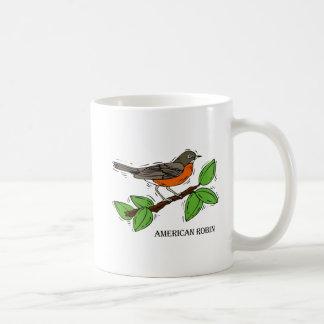 Robyn Robin Coffee Mug