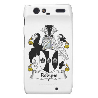 Robyns Family Crest Droid RAZR Cover