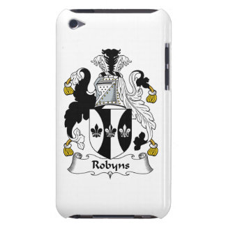 Robyns Family Crest Barely There iPod Covers