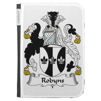 Robyns Family Crest Kindle Covers