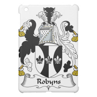 Robyns Family Crest Case For The iPad Mini