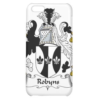 Robyns Family Crest iPhone 5C Cases