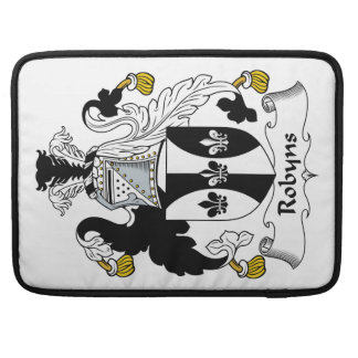 Robyns Family Crest Sleeve For MacBooks