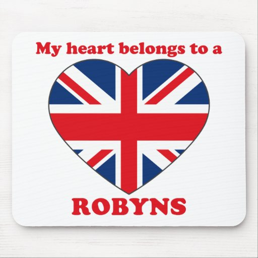 Robyns Mouse Mats