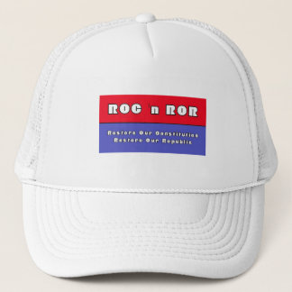 ROC 'n ROR Trucker Hat