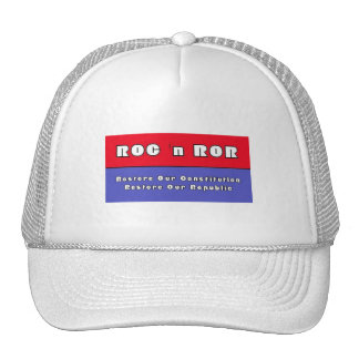 ROC 'n ROR Trucker Hat