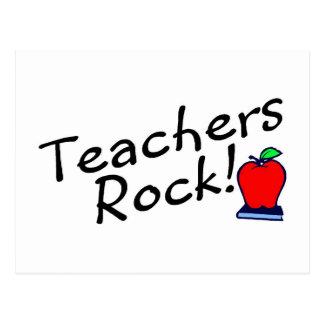 Roca 2 de los profesores postales