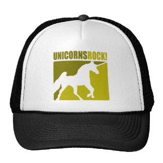 Roca #2 de los unicornios gorras