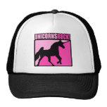 Roca #3 de los unicornios gorras