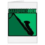 Roca #3 de Saxaphone Felicitaciones