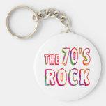roca 70s llavero