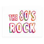 roca 80s tarjetas postales