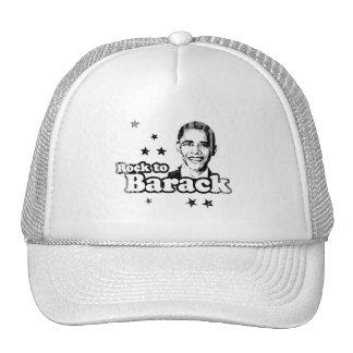 Roca a Barack Faded.png Gorro De Camionero