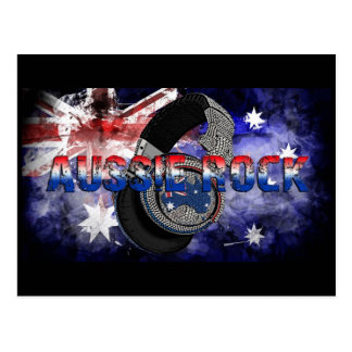 Roca australiana 2 postales