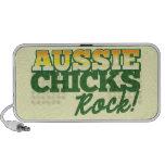¡ROCA australiana de los polluelos! iPod Altavoz