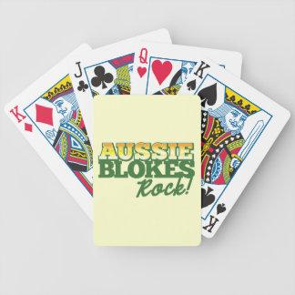 ¡Roca australiana de los tíos! Cartas De Juego