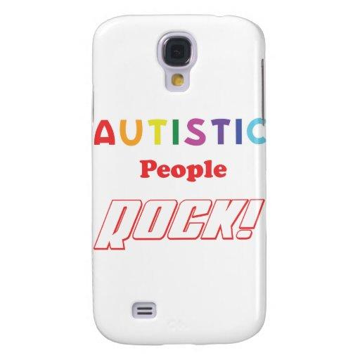 ¡Roca autística de la gente!